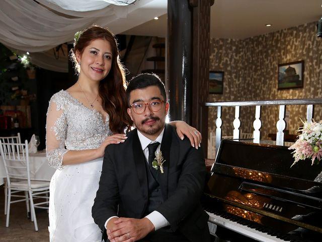 El matrimonio de Jeimy y Manuel en Bogotá, Bogotá DC 20