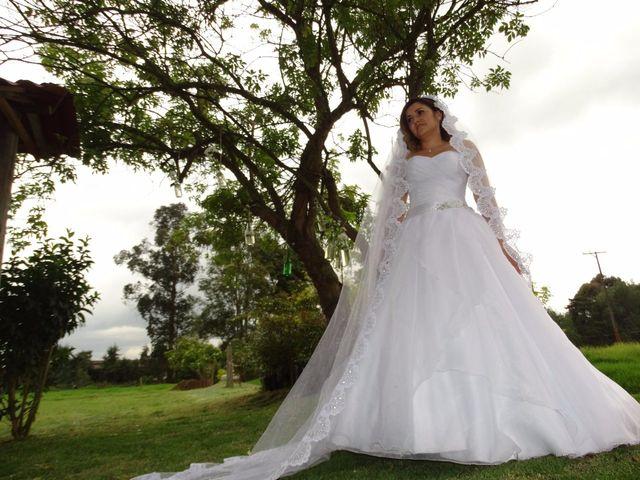 El matrimonio de Carlos y Diana en Madrid, Cundinamarca 3