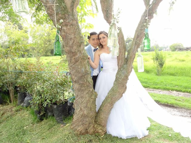El matrimonio de Carlos y Diana en Madrid, Cundinamarca 5