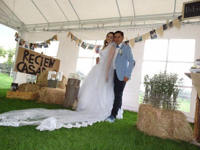 El matrimonio de Carlos y Diana en Madrid, Cundinamarca 6