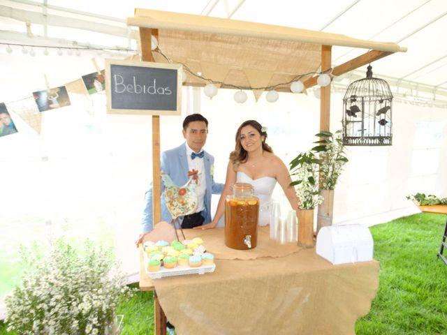 El matrimonio de Carlos y Diana en Madrid, Cundinamarca 7