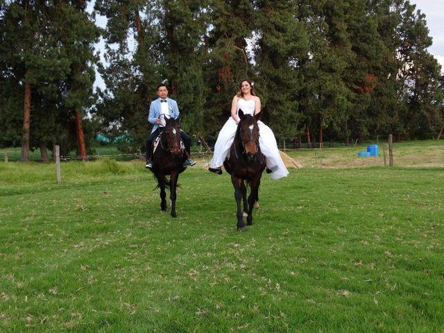 El matrimonio de Carlos y Diana en Madrid, Cundinamarca 9