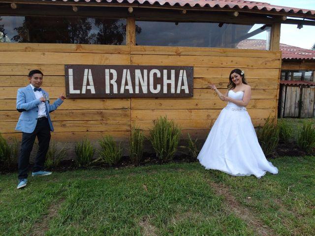 El matrimonio de Carlos y Diana en Madrid, Cundinamarca 12