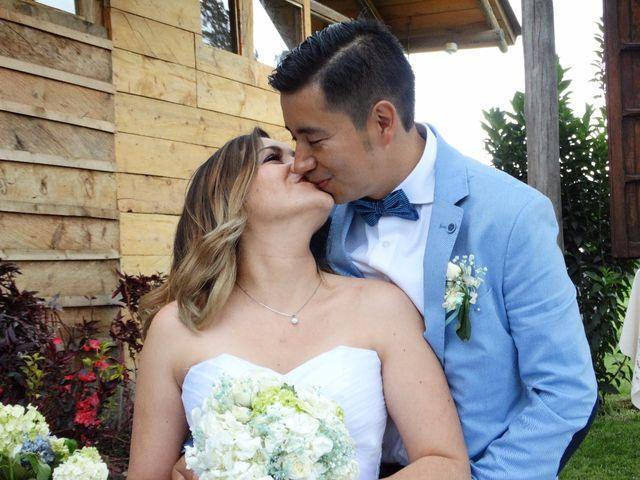 El matrimonio de Carlos y Diana en Madrid, Cundinamarca 16