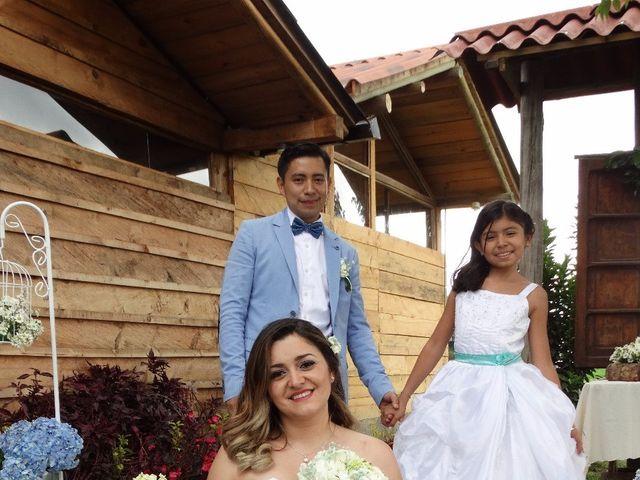 El matrimonio de Carlos y Diana en Madrid, Cundinamarca 17