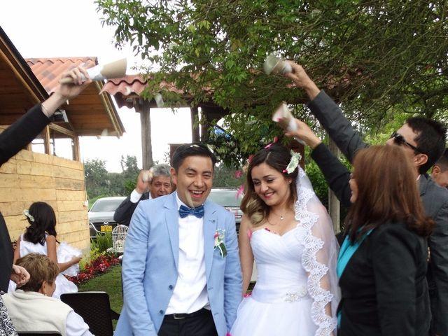 El matrimonio de Carlos y Diana en Madrid, Cundinamarca 18