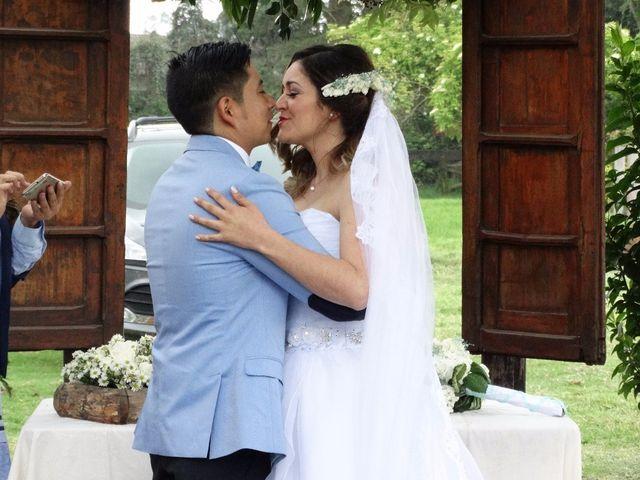El matrimonio de Carlos y Diana en Madrid, Cundinamarca 2