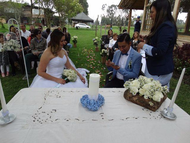 El matrimonio de Carlos y Diana en Madrid, Cundinamarca 20