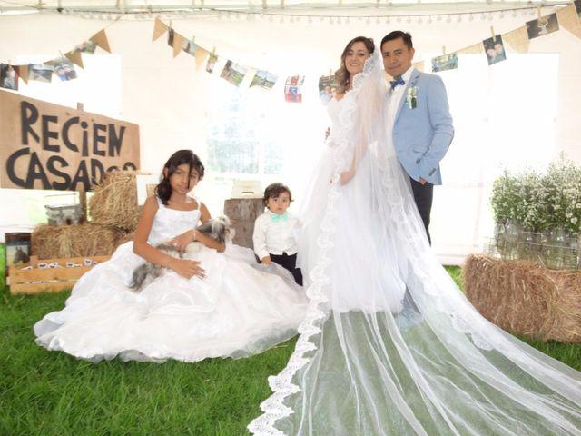 El matrimonio de Carlos y Diana en Madrid, Cundinamarca 25