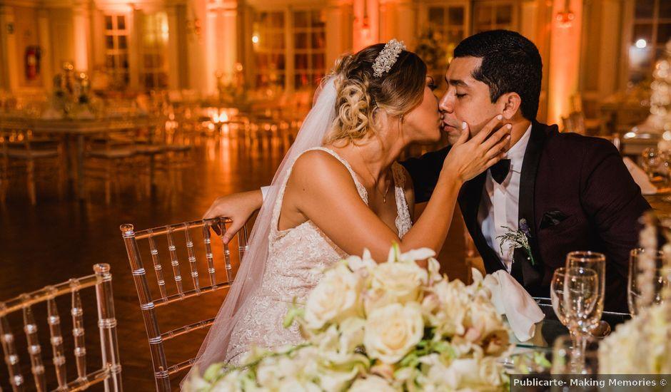 El matrimonio de OOO y DDD en Barranquilla, Atlántico