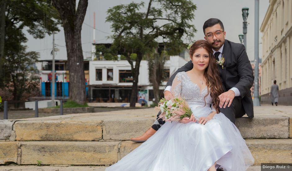 El matrimonio de Jeimy y Manuel en Bogotá, Bogotá DC