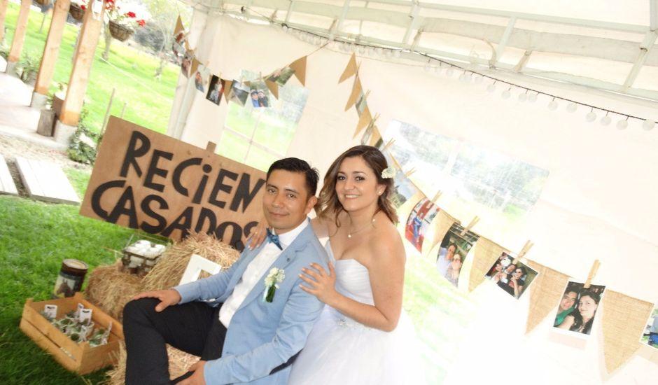 El matrimonio de Carlos y Diana en Madrid, Cundinamarca