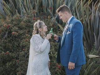 El matrimonio de Natalia y Lucas 1