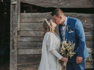 El matrimonio de Natalia y Lucas