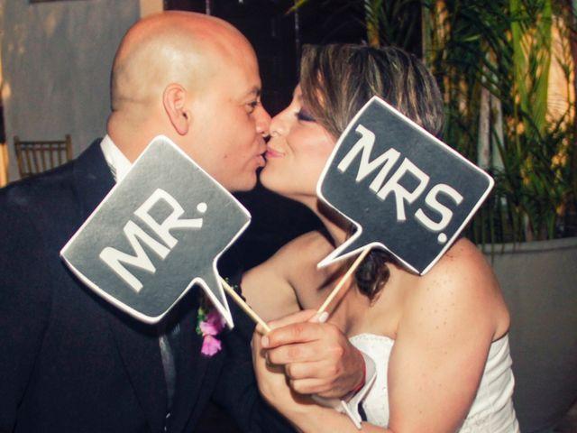 El matrimonio de Vanessa y Ivan