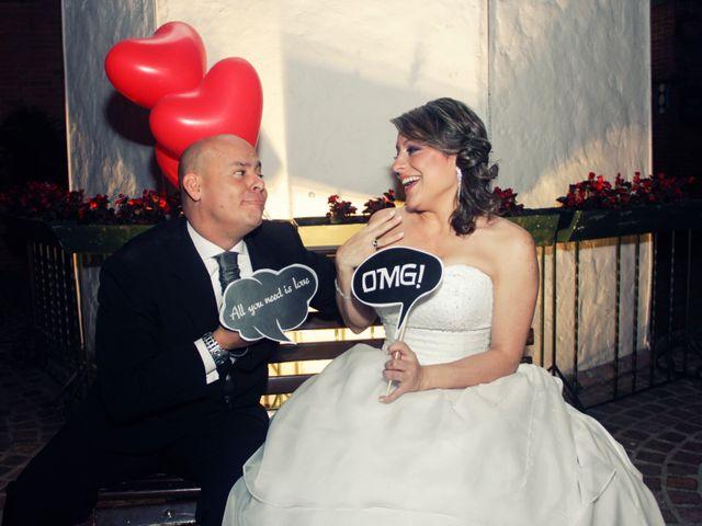 El matrimonio de Ivan y Vanessa en Bogotá, Bogotá DC 1