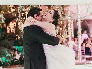 El matrimonio de Verónica y José David 1