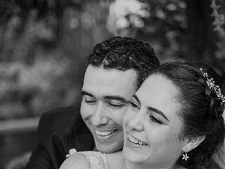 El matrimonio de Verónica y José David 2