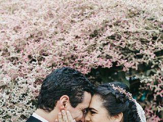 El matrimonio de Verónica y José David 3