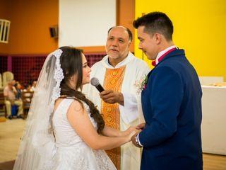 El matrimonio de Manuel Andrés  y Katherinne Uribe  1