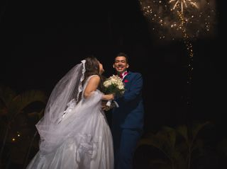 El matrimonio de Manuel Andrés  y Katherinne Uribe  2