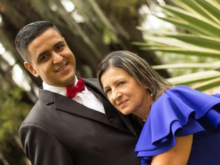 El matrimonio de Alexandra y Andrés 2