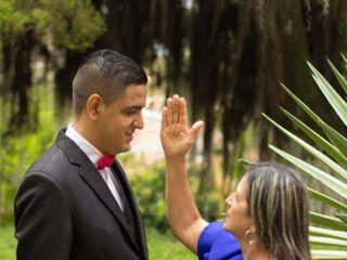 El matrimonio de Alexandra y Andrés 3