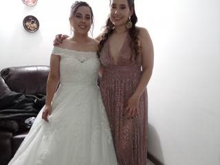 El matrimonio de Lina  y Santiago  1