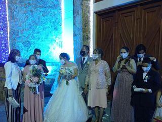 El matrimonio de Lina  y Santiago  2