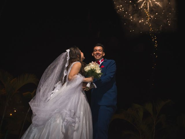 El matrimonio de Katherinne Uribe  y Manuel Andrés  en Bucaramanga, Santander 2