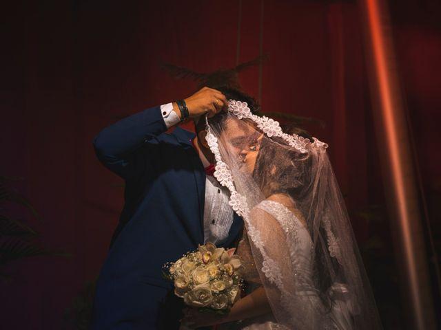 El matrimonio de Manuel Andrés  y Katherinne Uribe