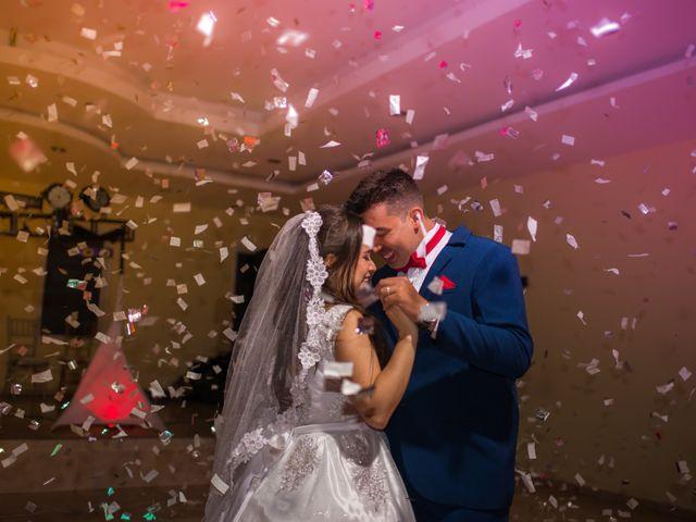 El matrimonio de Katherinne Uribe  y Manuel Andrés  en Bucaramanga, Santander 3