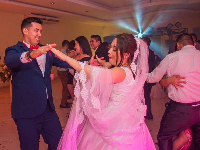 El matrimonio de Katherinne Uribe  y Manuel Andrés  en Bucaramanga, Santander 4