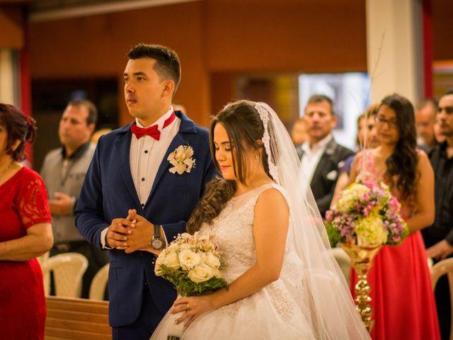 El matrimonio de Katherinne Uribe  y Manuel Andrés  en Bucaramanga, Santander 5