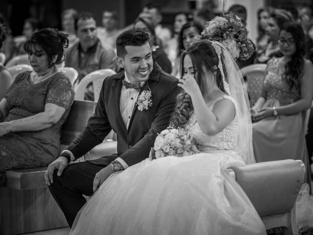El matrimonio de Katherinne Uribe  y Manuel Andrés  en Bucaramanga, Santander 6