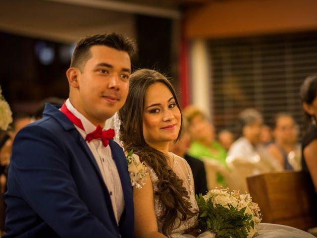 El matrimonio de Katherinne Uribe  y Manuel Andrés  en Bucaramanga, Santander 7