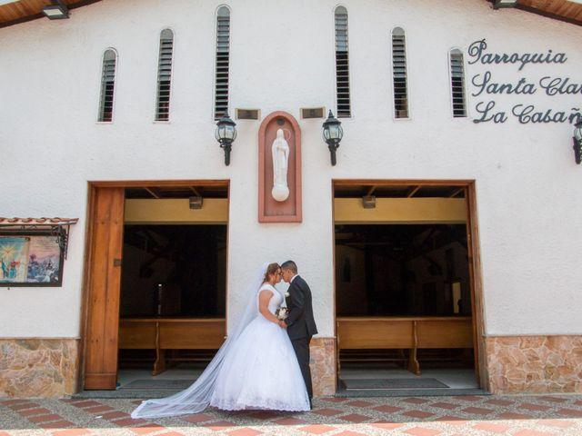 El matrimonio de Andrés y Alexandra en Medellín, Antioquia 18