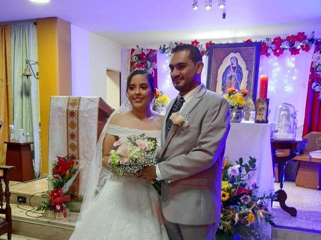 El matrimonio de Lina  y Santiago