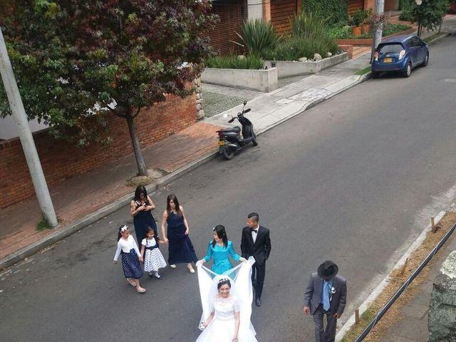 El matrimonio de Williams  y Sandra Milena  en Bogotá, Bogotá DC 55