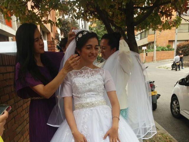 El matrimonio de Williams  y Sandra Milena  en Bogotá, Bogotá DC 57