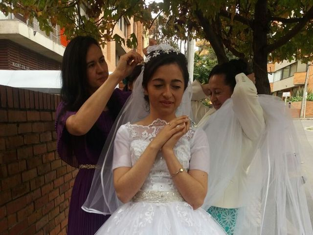 El matrimonio de Williams  y Sandra Milena  en Bogotá, Bogotá DC 58