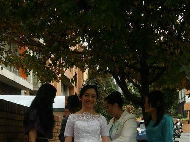 El matrimonio de Williams  y Sandra Milena  en Bogotá, Bogotá DC 80