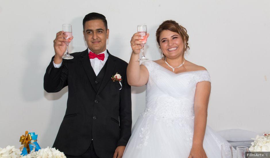 El matrimonio de Andrés y Alexandra en Medellín, Antioquia