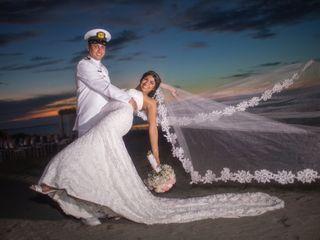 El matrimonio de Diana y Jaime