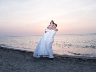 El matrimonio de Mónica y Luis 1