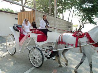El matrimonio de Mónica y Luis 3