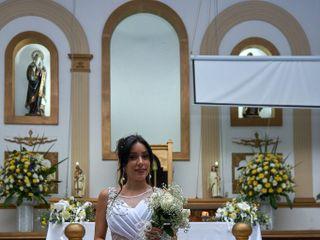 El matrimonio de Cristina y Alexander 1