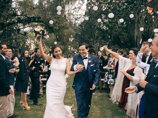 El matrimonio de Thania y Andrés