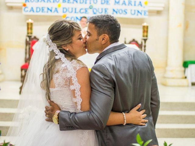 El matrimonio de Diana Carolina  y Oscar