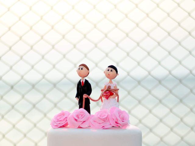 El matrimonio de Luis y Mónica en Santa Marta, Magdalena 3